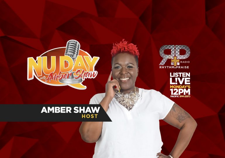 Amber Shaw - Nu Day
