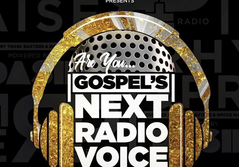 Rhythm and Praise Radio L.A.  Gospel's Next Radio Voice Competition