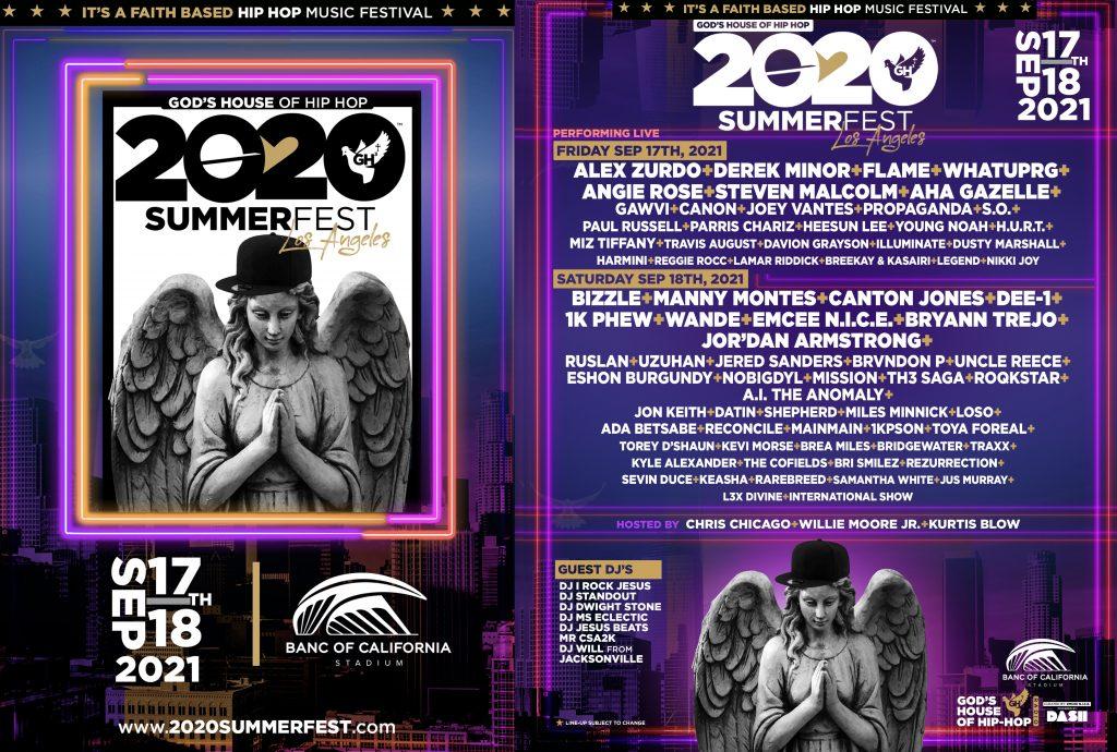 GH3 20/20 Summer Fest 2021
