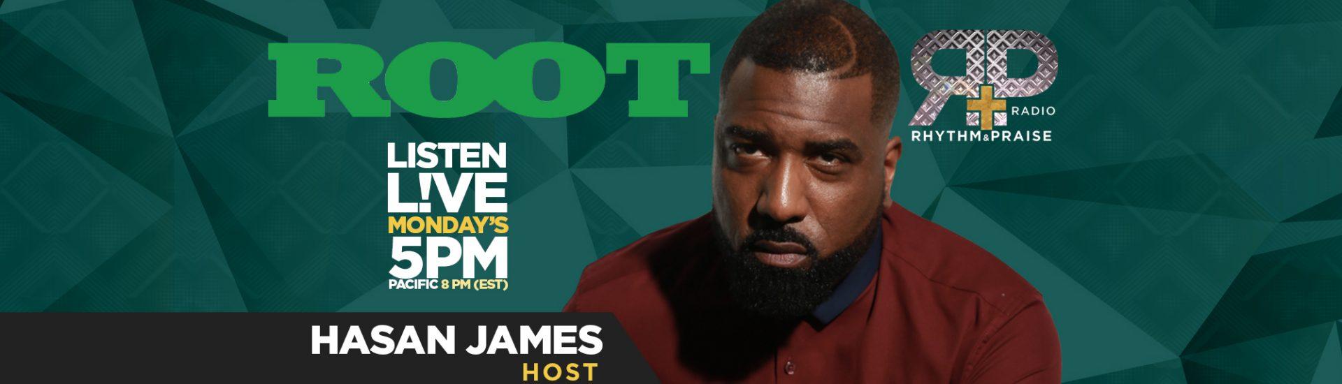 Hasan James - The Root Box
