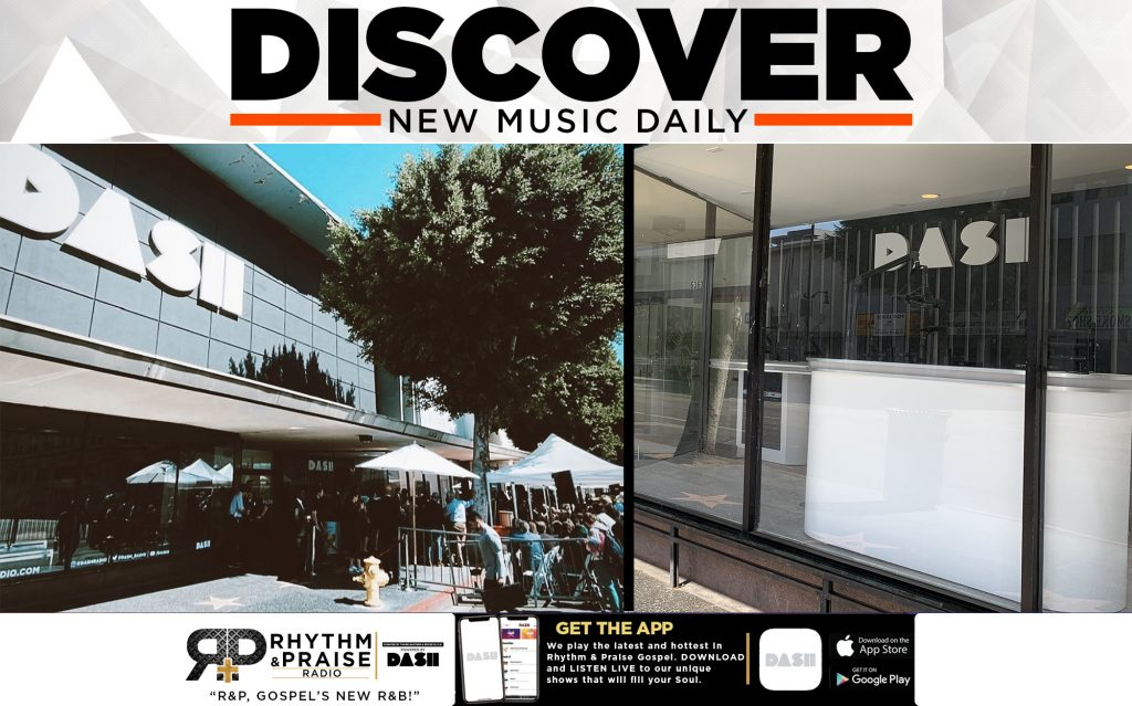 RP Discover New Music